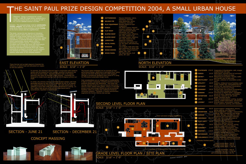 St  Paul Prize, Competition | Brandon D Burmeister Design