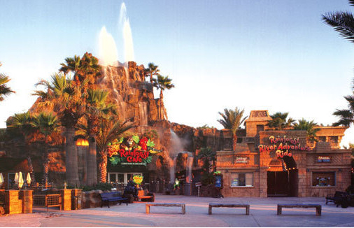 Rainforest Cafe Downtown Disney Orlando Address