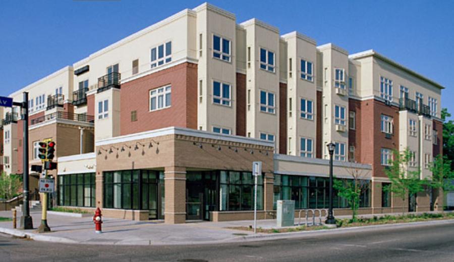 New Franklin Apartments